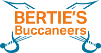 Bertie's Buccaneers Logo